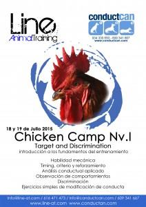 chicken camp Conductcan