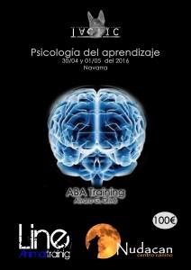 psicología del aprendizaje Navarra 2016